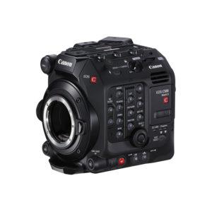 Canon C 500 MKII