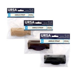 URSA Ankle Straps - White