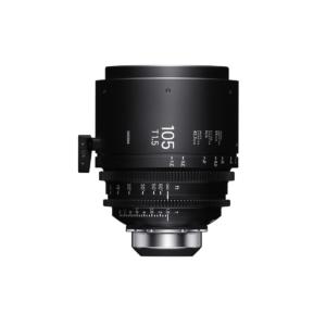 Sigma 105mm T1.5 Lens