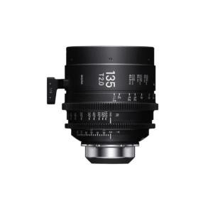 Sigma 135mm T1.5 Lens