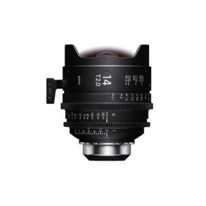 Sigma 14mm T2 Lens