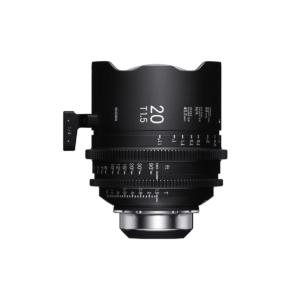 Sigma 20mm T1.5 Lens