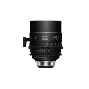 Sigma 40mm T1.5 Lens