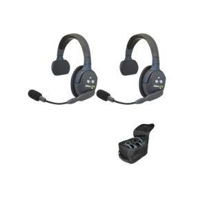 Eartec UltraLITE™ 2-Person Setup