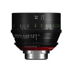 Canon Sumire Prime CN-E 24mm T1.5 PL