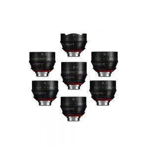 Canon Sumire 7 Lens Kit PL