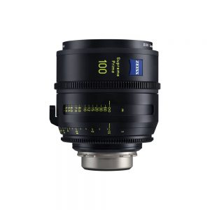 Zeiss Supreme Prime 100mm T1.5 Lens