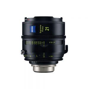 Zeiss Supreme Prime 21mm T1.5 Lens