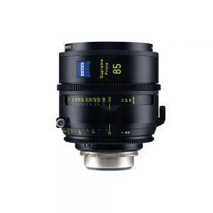 Zeiss Supreme Prime 85mm T1.5 Lens