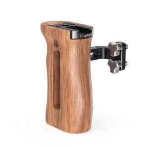 SmallRig Universal Wooden Side Handle