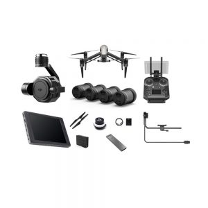 DJI Inspire 2 Quadcopter Cinema Premium Combo