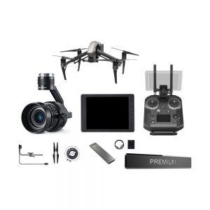 DJI Inspire 2 RAW Quadcopter Premium Combo
