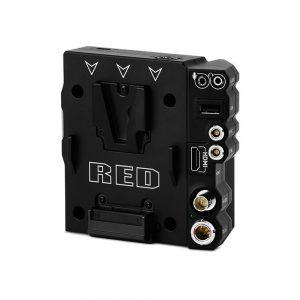 RED DSMC2 Base I/O V-Lock Expander