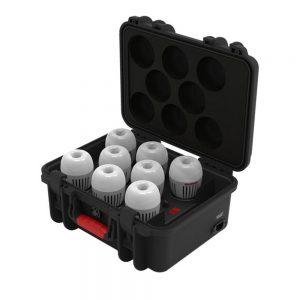 Aputure B7c 8-Light Kit